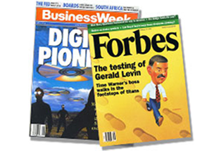 Forbes Magazine y BusinessWeek